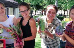 Cornercopia Student Organic Farm (The University of Minnesota)